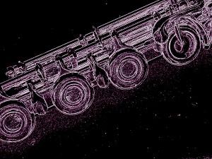 Flute Neon 1